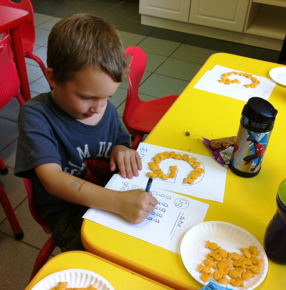 Letter G Crafts For Kids With Momstown