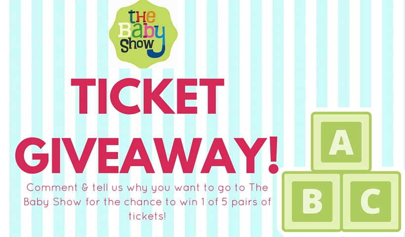 Win a Pair of Tickets to the Baby Show in Toronto!